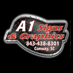 A1 Signs and Graphics - will open new window