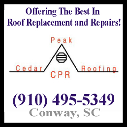 Cedar Peak Roofing - will open new window